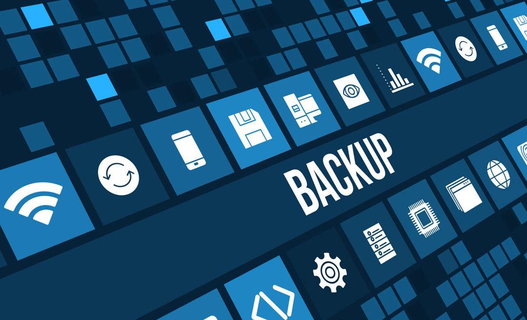 La importancia de Suscribir el Servicio de Backup